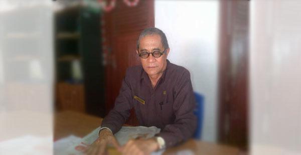Drs. Saiful Umbola, MSi Kadis Sosial Boltim