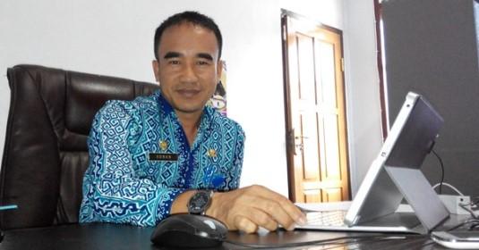 Plt. Sekertaris Kota Kotamobagu Ada Masinae, SIP