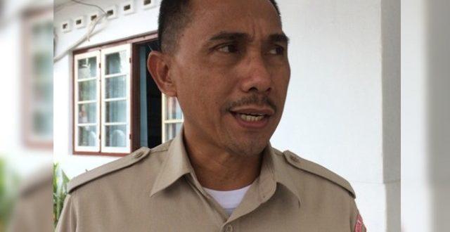 dr. Haris Mongilong Kadis Dinkes Kotamobagu