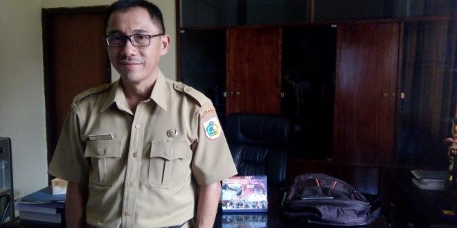 Kepala Dinas Kesehatan Kotamobagu dr. Abdul Haris Mongilong. doc. cover mongondow