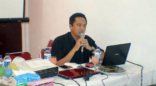 Iwan Himawan Manoppo, SE MM Komisioner KPU Kotamobagu, doc. Cover Mongondow