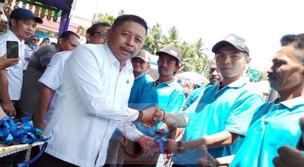 Wakil Bupati Bultim Drs. Rusdi Gumalangit saat membuka BBGRM ke XV