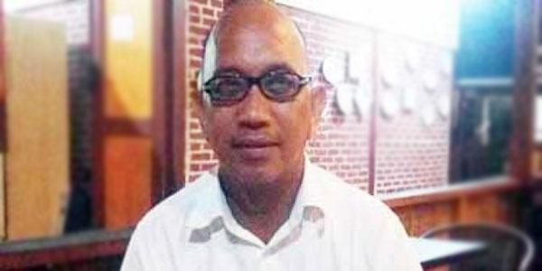 Rafik Mokodongan Ketua LSM Swara Bogani